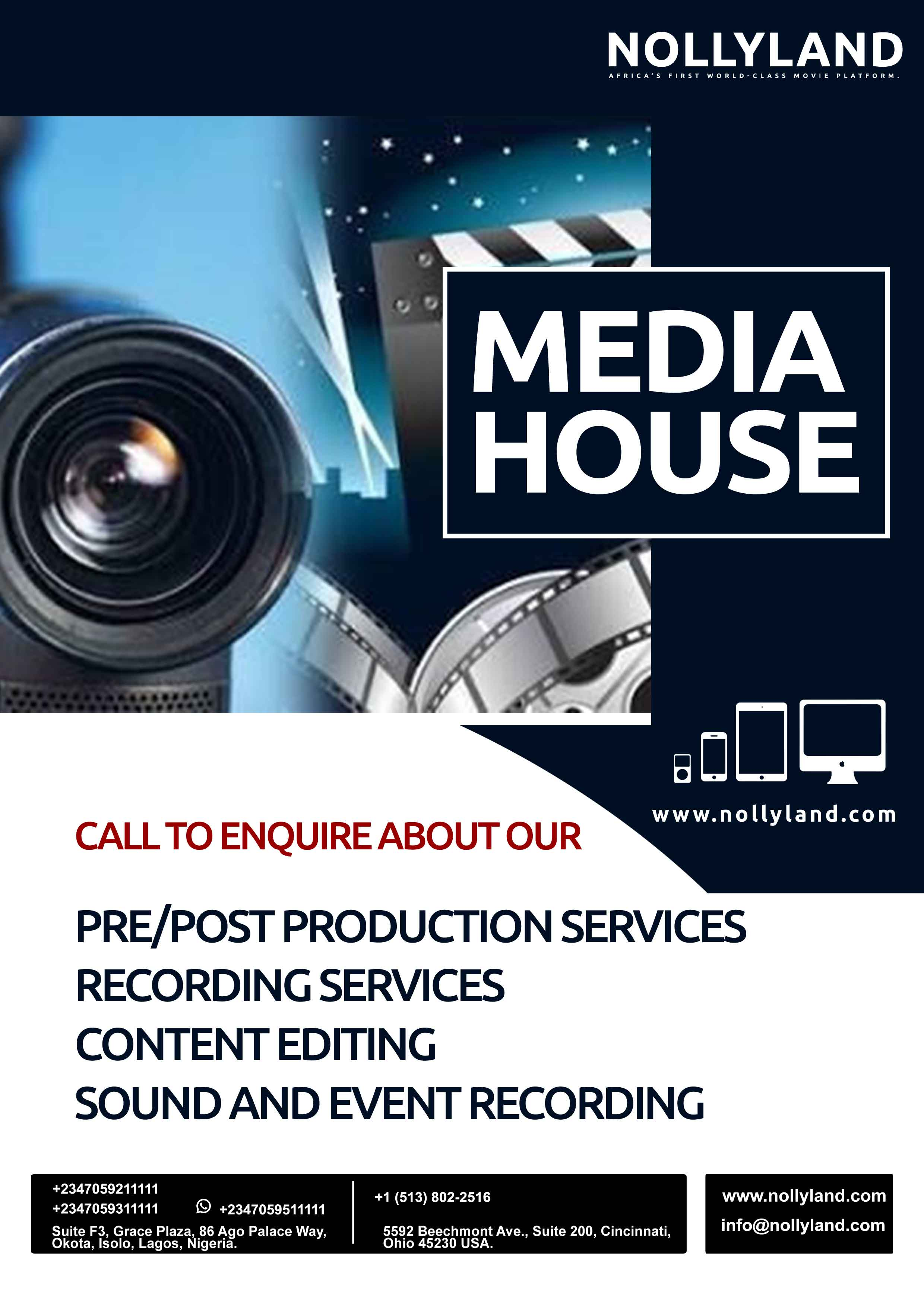 NollyLand Media House